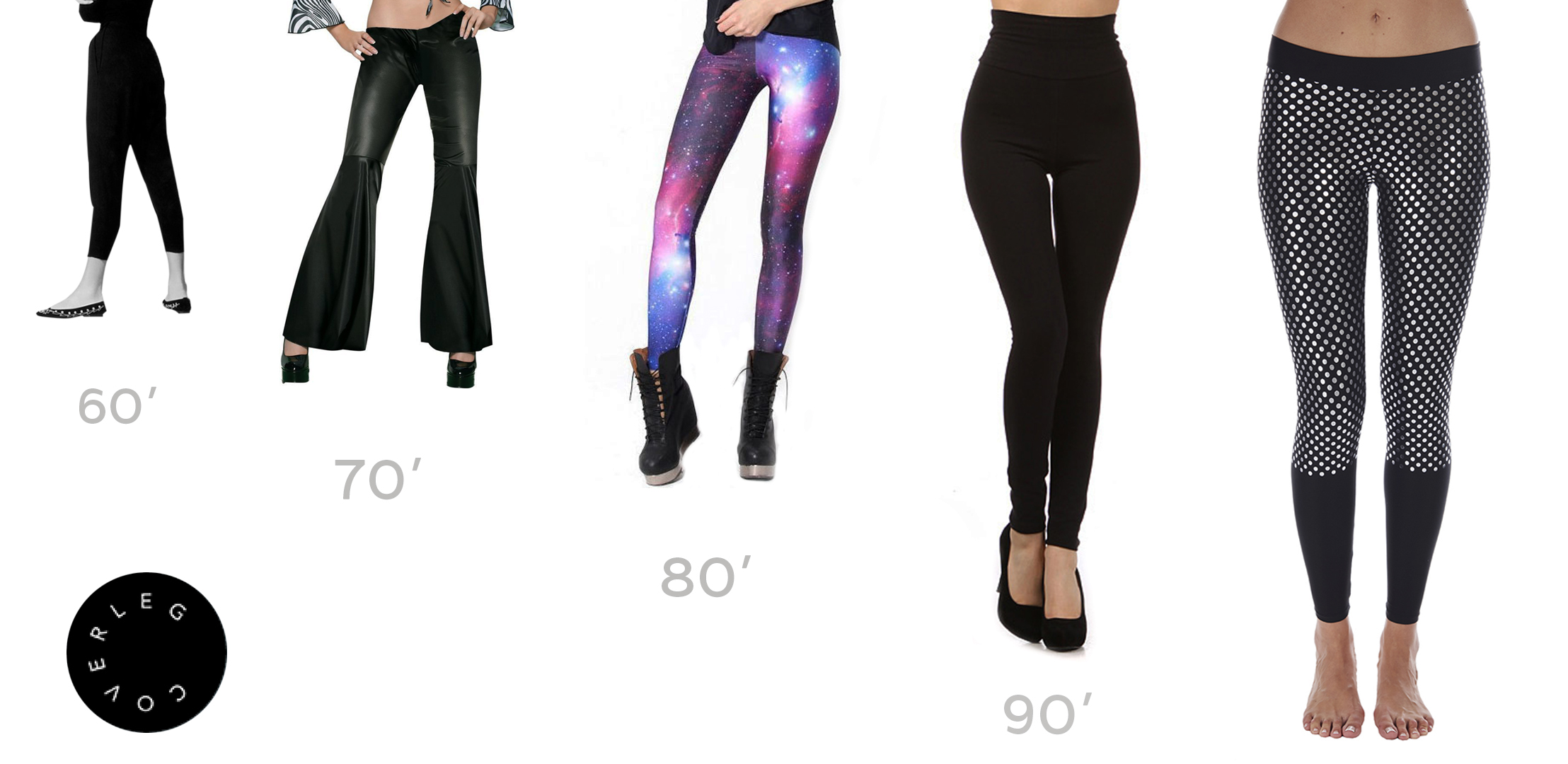 leggings history